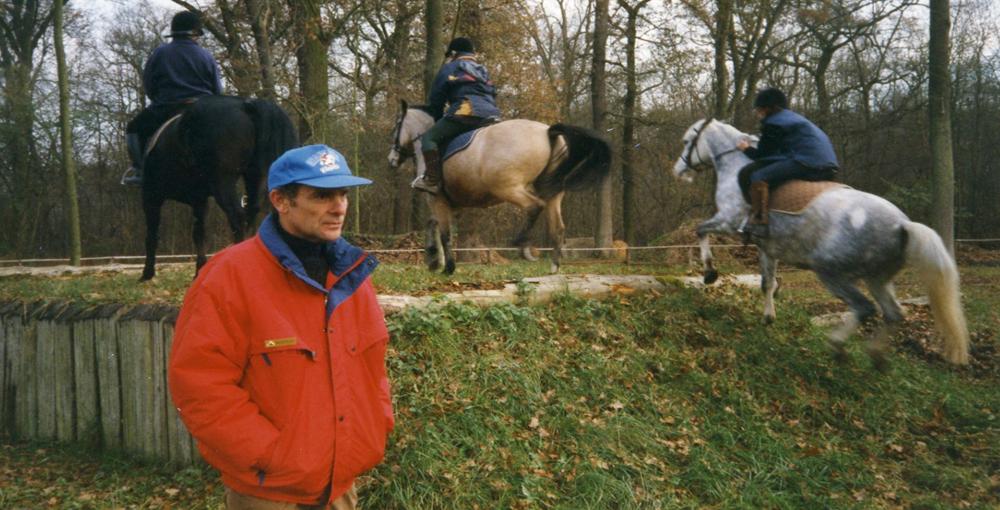 Cours d'équitation à domicile