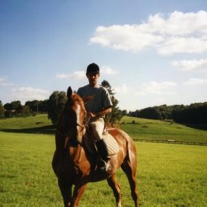 Remplacement  dans le Limousin à Eurocentaure  été 2000